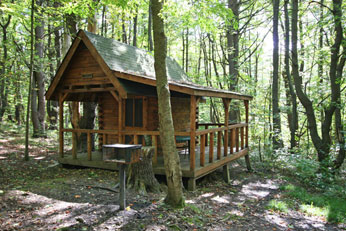 New York State Campground Ny Log Cabins